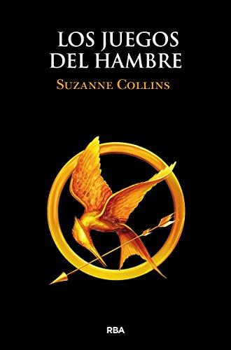 Libro Los Juegos del Hambre, portada, Suzanne Collins