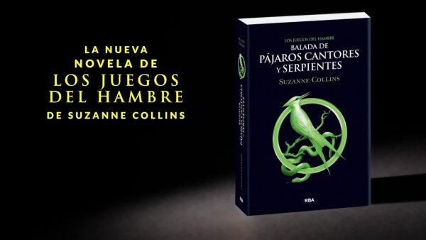 Novela Balada de pájaros cantores y serpientes