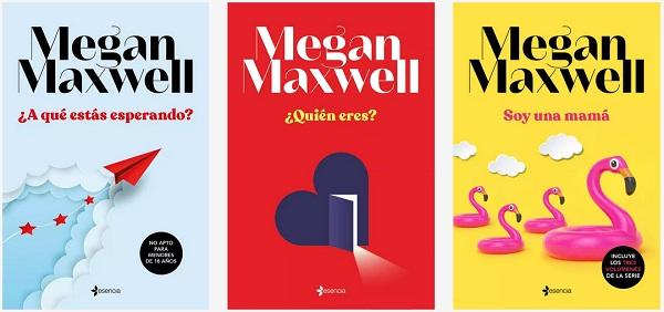 Mejores libros de Megan Maxwell