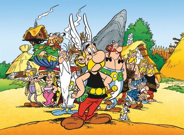 Comics de Asterix