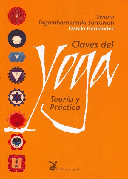 Libro claves del yoda teoría y practica, Danilo Hernández