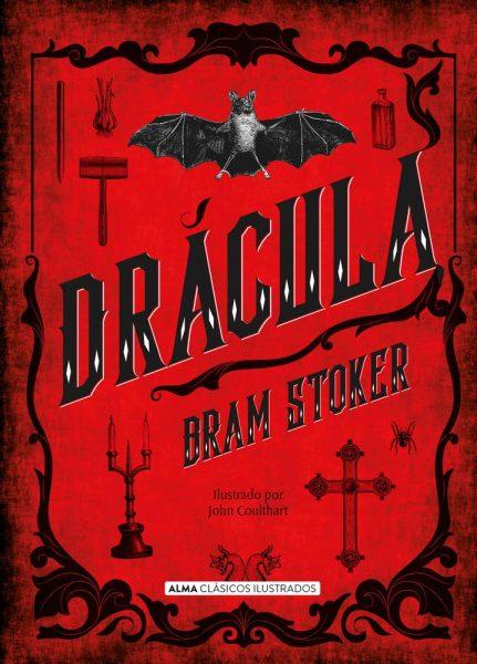 Drácula de Bram Stoker, libro comprar, el mejor libro de Drácula