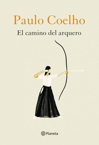 Libro El camino del arquero, Paulo Coelho, portada