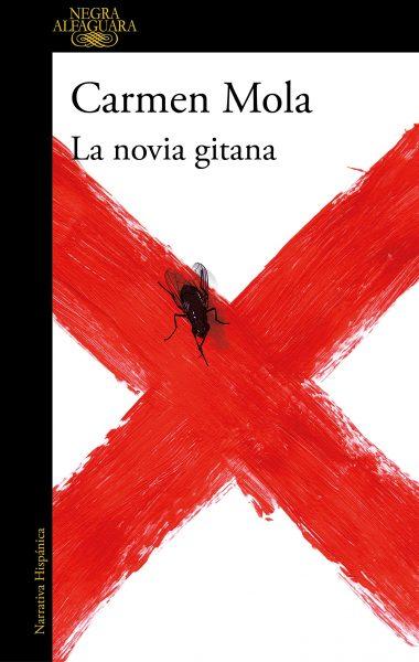 La novia gitana es la primera novela de Carmen Mola, en ella nos trae una apasionante historia policiaca llena de misterio.