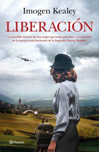 Liberación, Imogen Kealey, libro, portada