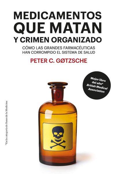 Medicamentos que matan y crimen organizado, libro
