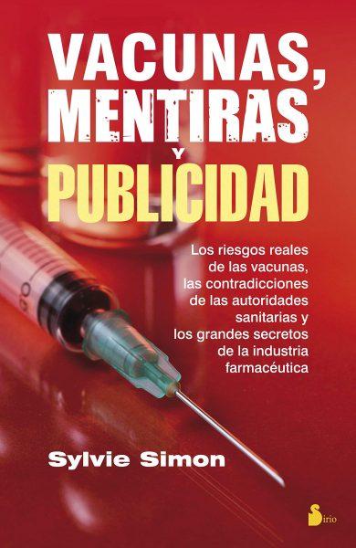 Vacunas, mentiras y publicidad, libro