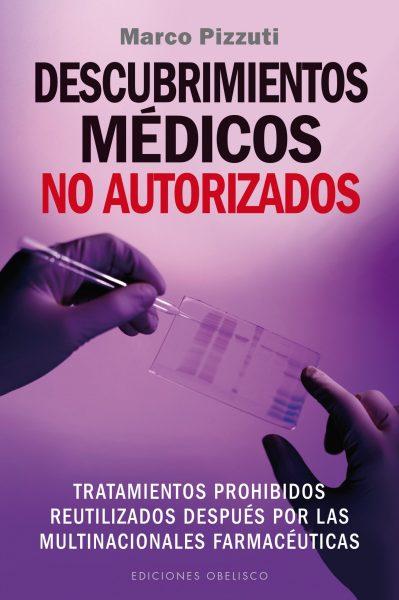 Libro descubrimientos médicos no autorizados