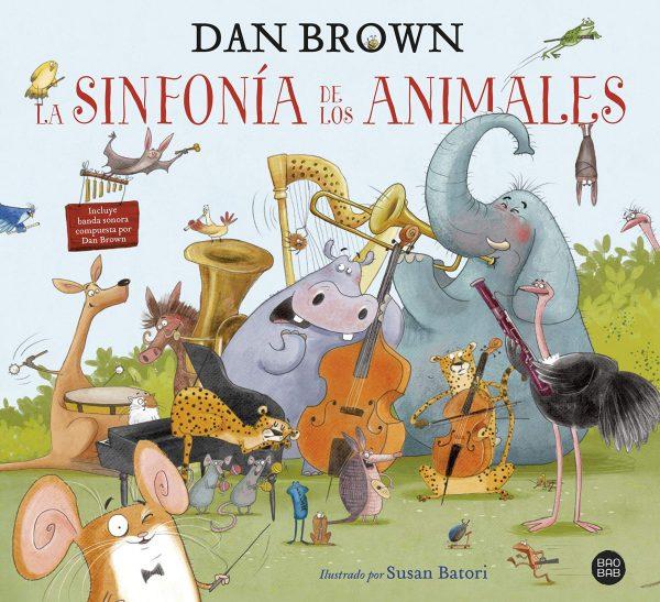 La sinfonía de los animales, libro infantil de Dan Brown