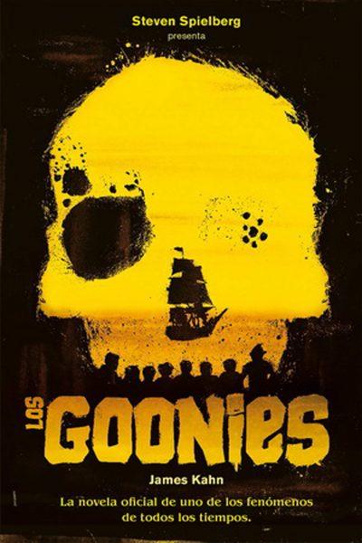 Libro oficial de Los Goonies, novela de la película