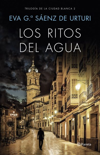 Los Ritos del Agua, trilogía de la ciudad blanca 2, libro