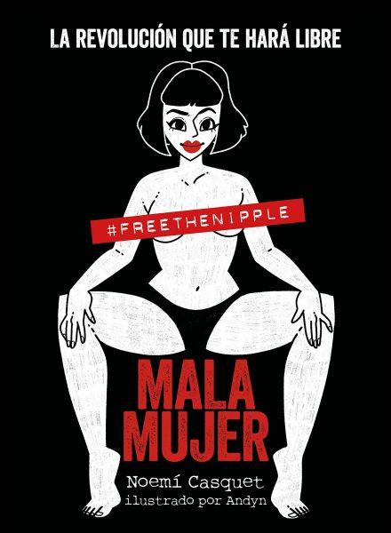 Mala Mujer, libro de Neomí Casquet