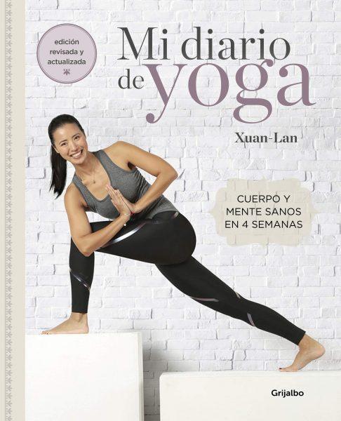 Mi diario de yoga, libro de Xuan La