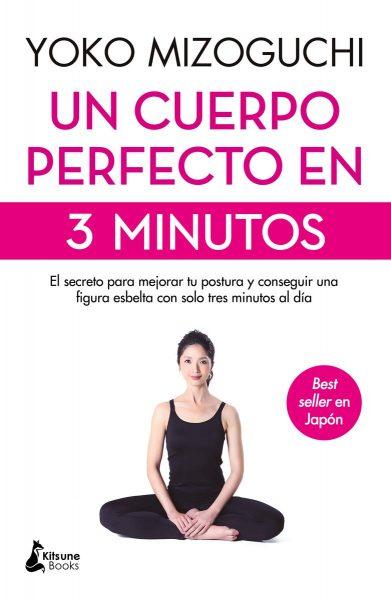 Un cuerpo perfecto en minutos, libro de Yoko Mizoguchi