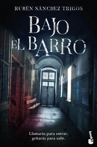 Bajo el Barro, libro de Rubén Sánchez Trigos