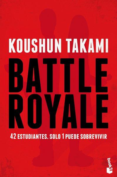 Battle Royale, libro de Koushun Takami
