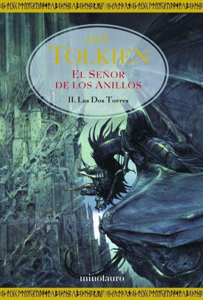 Las Torres, libro El Señor de los Anillos 2