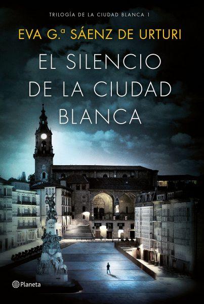 El Silencio de la Ciudad Blanca, novela