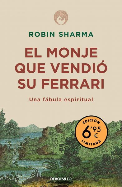 El monje que vendió su ferrari, libro, fabula espiritual