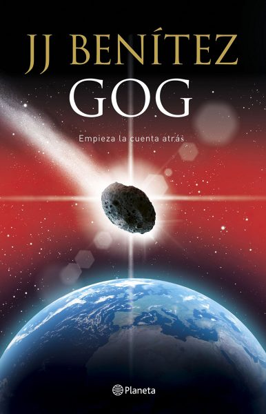 GOG, Novela con transfondo real.