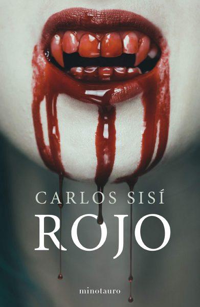 Rojo, libro de Carlos Sisí