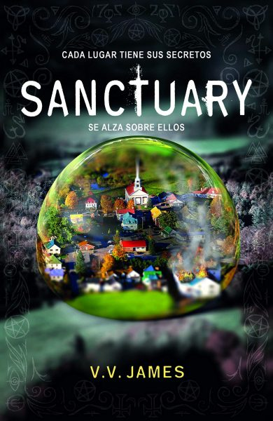 Sanctuary, libro de V.V. James