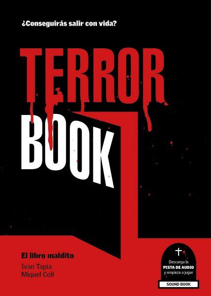 Terror Book libro de Ivan Tapia y Miquel Coll