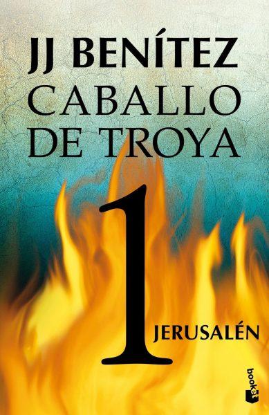 Caballo de Troya, libro de JJ Benítez
