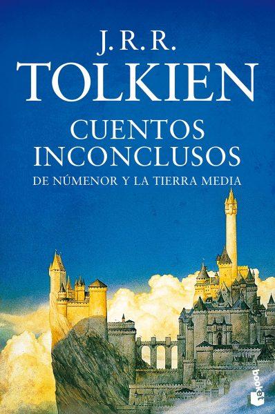 CUENTOS INCONCLUSOS de númenor y la Tierra Media, J.R.R.Tolkien