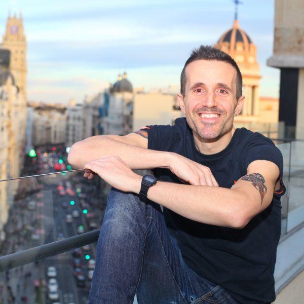 Foto de Curro Cañete, escritor