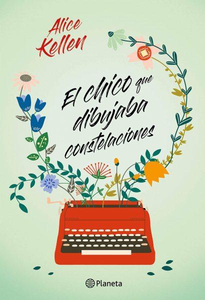 El chico que dibujaba constelaciones, novela romántica de Alice Kellen