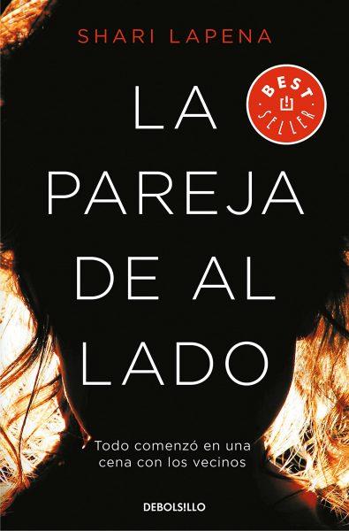 La pareja de al lado, novela de Shari Lapena