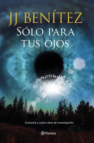 Solo para tus ojos, libro del tema OVNI
