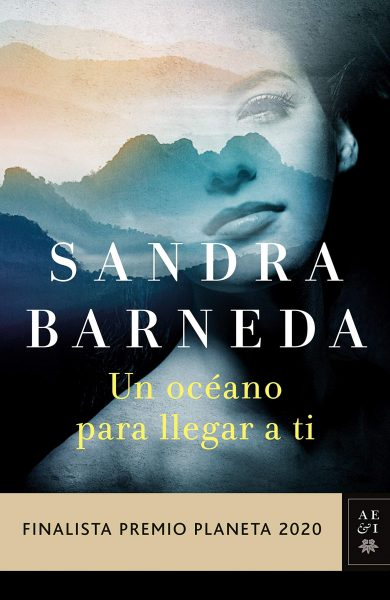 Un océano para llegar a ti, libro de Sandra Barneda