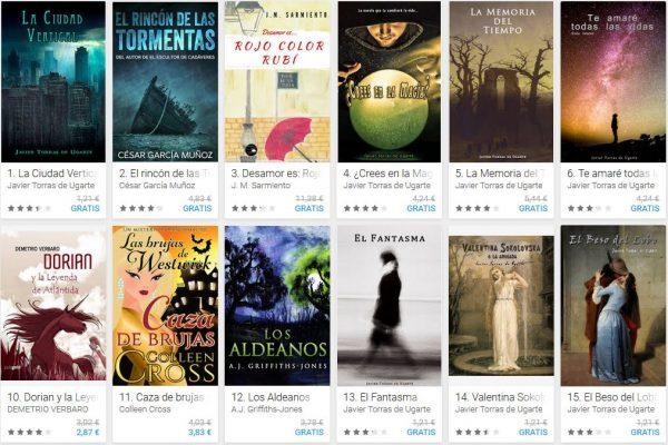 eBooks y libros digitales gratis