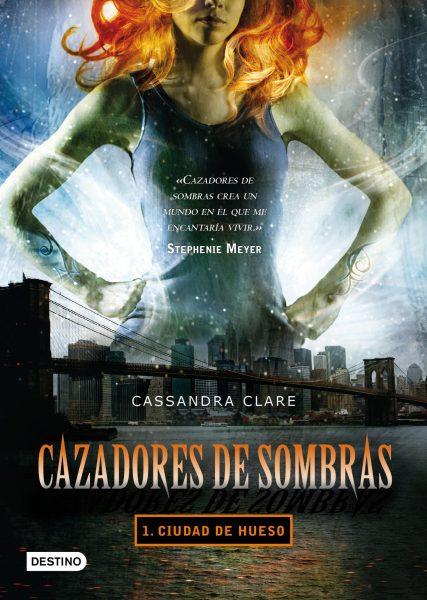 Cazadores de Sombras, Ciudad de Hueso, Libro de Cassandra Clare