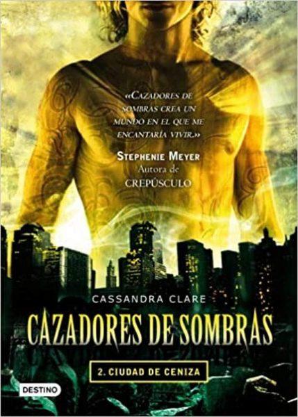 Cazadores de Sombras, Ciudad de Ceniza