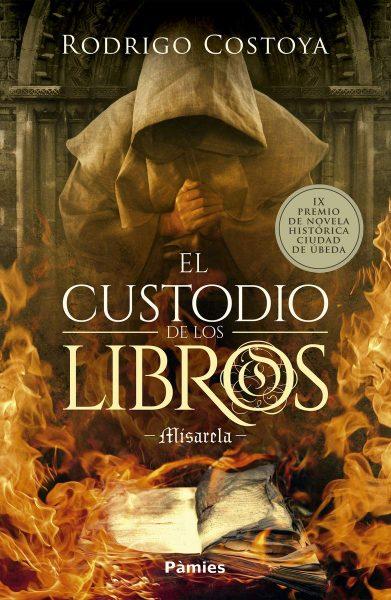 El Custodio de los libros, libro de Rodrigo Costoya