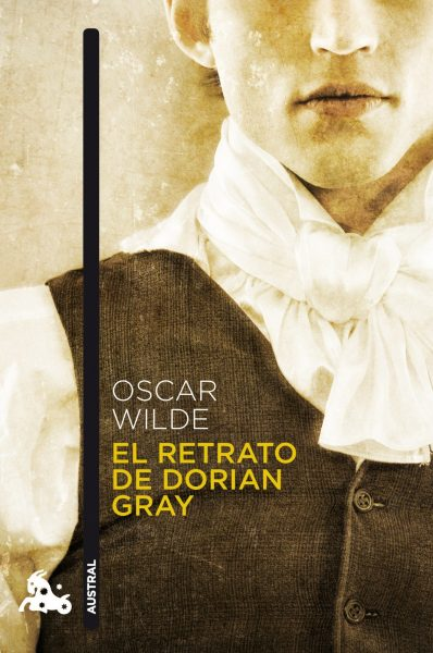 El Retrato de Dorian Gray, Libro de Oscar Wilde