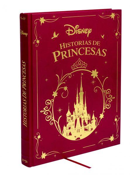 Libro de Historias de Princesas Disney