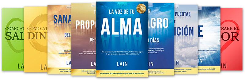 Los mejores libros de Lain Garcia Calvo