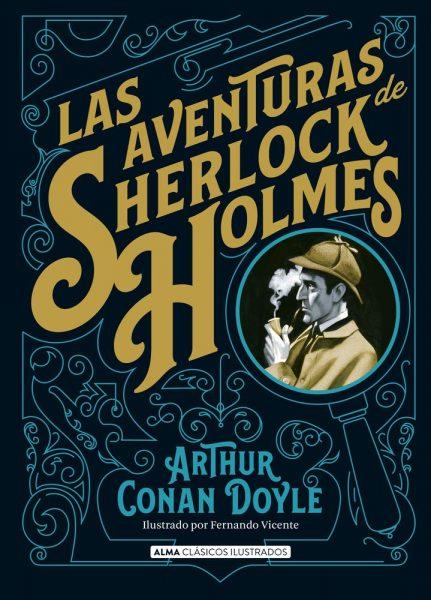 Las aventuras de Sherlock Holmes, libros ilustrados