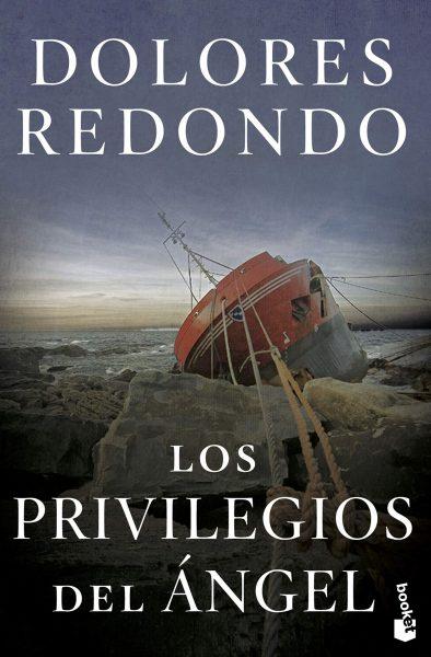 Los privilegios del Ángel, libro de Dolores Redondo