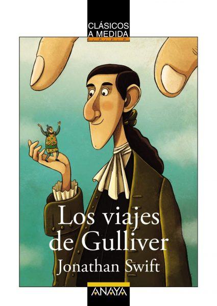 Los viajes de Gulliver, libro