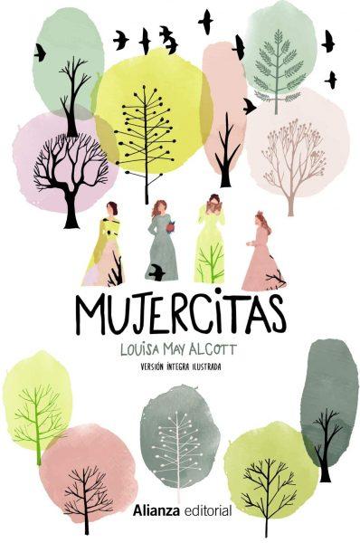 Novela ilustrada de Mujercitas, el mejor libro ilustrado de Mujercitas