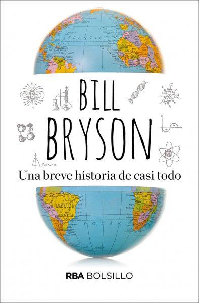Una breve historia de casi todo, Libro de Bill Bryson