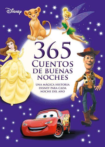 365 Cuentos de Buenas noches, libro de Disney
