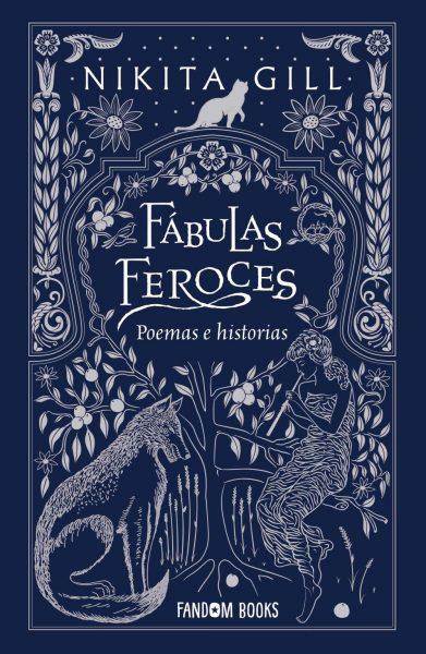 Fabulas Feroces, poemas e historias, libro