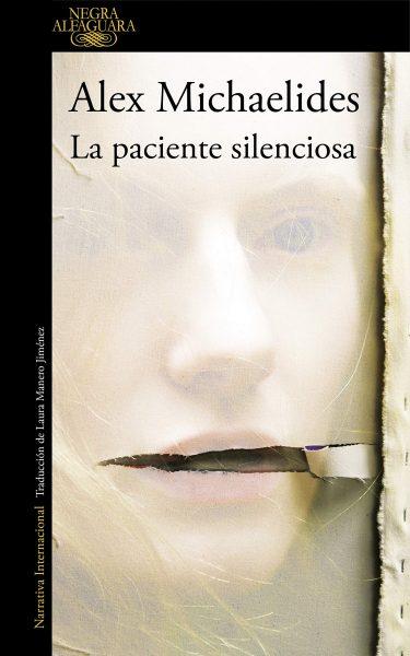 La paciente Silenciosa, Novela negra de Alex Michaelides