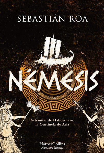 NÉMESIS, Libro de Sebastián Roa